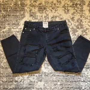 OneTeaspoon Freedbird Jeans